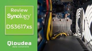 Review Synology DS3617xs - Servidor NAS de 12 Bahías
