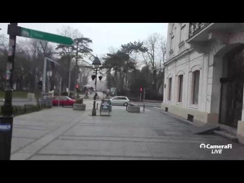 Dragan Strunjaš (Belgrade, Serbia): City Life  (part1, 9am)