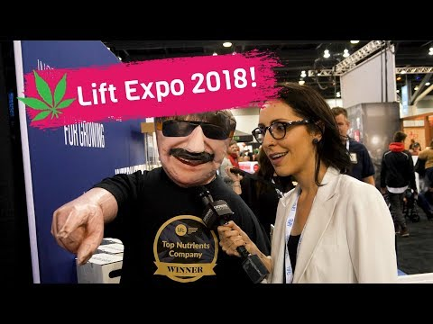 Growing Exposed At Lift Expo Vancouver 2018!