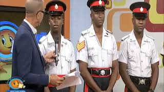Lasco Police Officer Of The Year - Smile Jamaica - April 11 2018