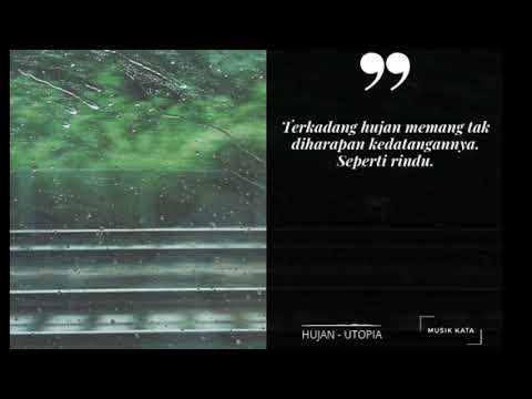 Utopia - Hujan [Male Version]
