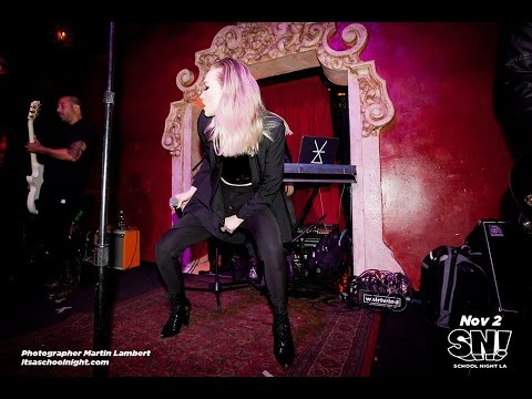 Ivy Levan - Hot Damn Live at «School Night»