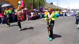 Tradicional Desfile de las Flores 2018, Huamantla Tlaxcala
