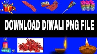 Download all Diwali pngs AND Background /ALL PNG material here 2017..so watch this video