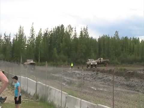 North Pole Speedway Mud Drags Wally Marchuk Runs 2-3, 7.14.12.mpg