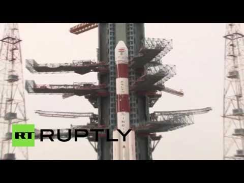 Indian rocket delivers record 20-satellite payload into orbit