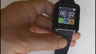 How To Hard Reset A U8 Smartwatch