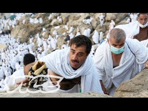 We Snuck a Camera into Mecca to Film Hajj: The World's Large