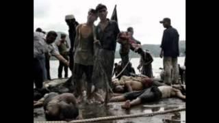 المسلمون في بورما يواجهون حرب إبادة