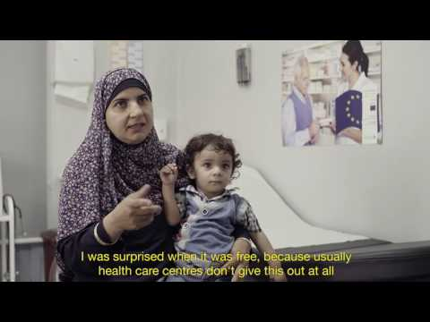 Improving access to health services: The European Union stands with Lebanon – # Indeeds