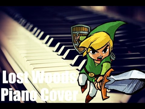 Lost Woods - Piano Cover