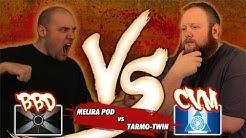 Versus Series: Brian Braun-Duin (Melira Pod) vs Chris VanMeter (Tarmo-Twin)