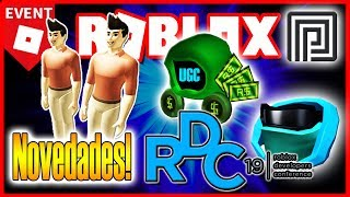 🔴ROBLOX: New Events! Catalogo Awards! Objects Limited! New Premium (RDC 2019)