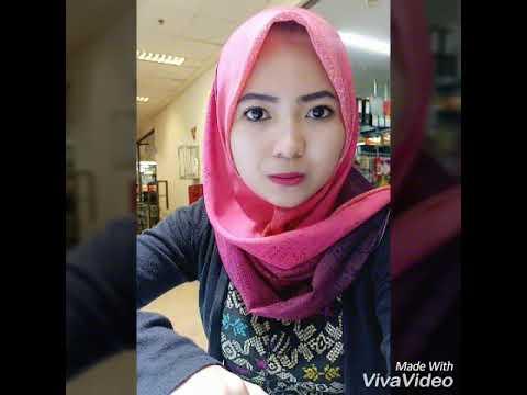 Bian Gindas - Kubisa merindu karna cinta ( cover sc.alwj) si hijab cantik.