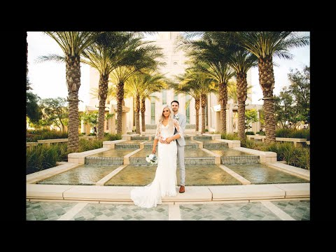 My LDS Wedding   My Dress, Non-LDS Family