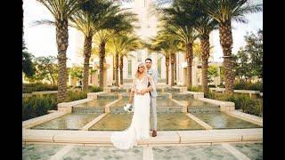 My LDS Wedding | My Dress, Non-LDS Family