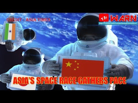 Asia's space race gathers pace