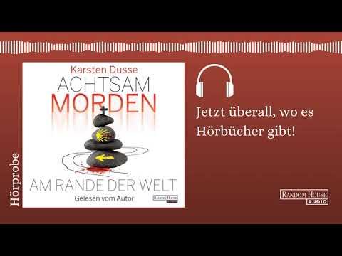 Achtsam morden am Rande der Welt YouTube Hörbuch Trailer auf Deutsch
