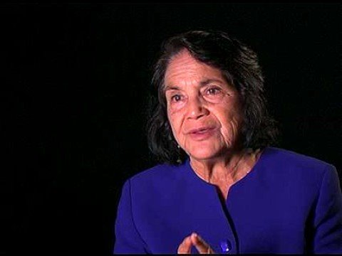 National Women's Hall of Fame - Dolores Huerta