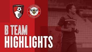 18/19 Highlights: Bournemouth U23 0-3 Brentford B