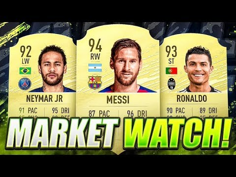 EA SPORTS CRASHED THE MARKET!! MARKET WATCH! FIFA 20 Ultimate Team