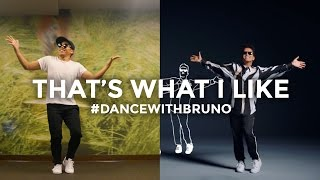 That's What I Like - Bruno Mars (Dance Cover) | #DanceWithBruno @besperon