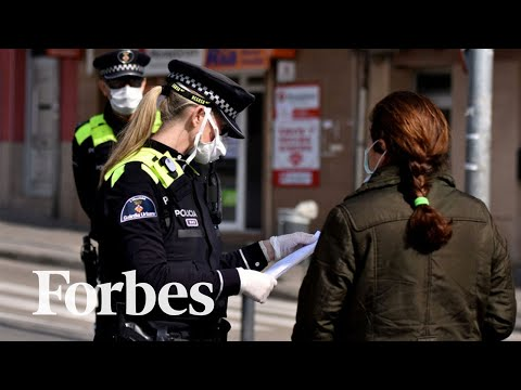 Why Spitters Could Be Charged As Terrorists Because Of The Coronavirus | Forbes