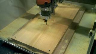 Diy Homebuilt 3 Axis Cnc Router, Unique Fully Enclosed Benchtop Design Fast