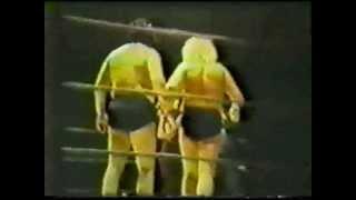 70s Wrestling Heller/Steiger vs Bass/kovacs Memphis