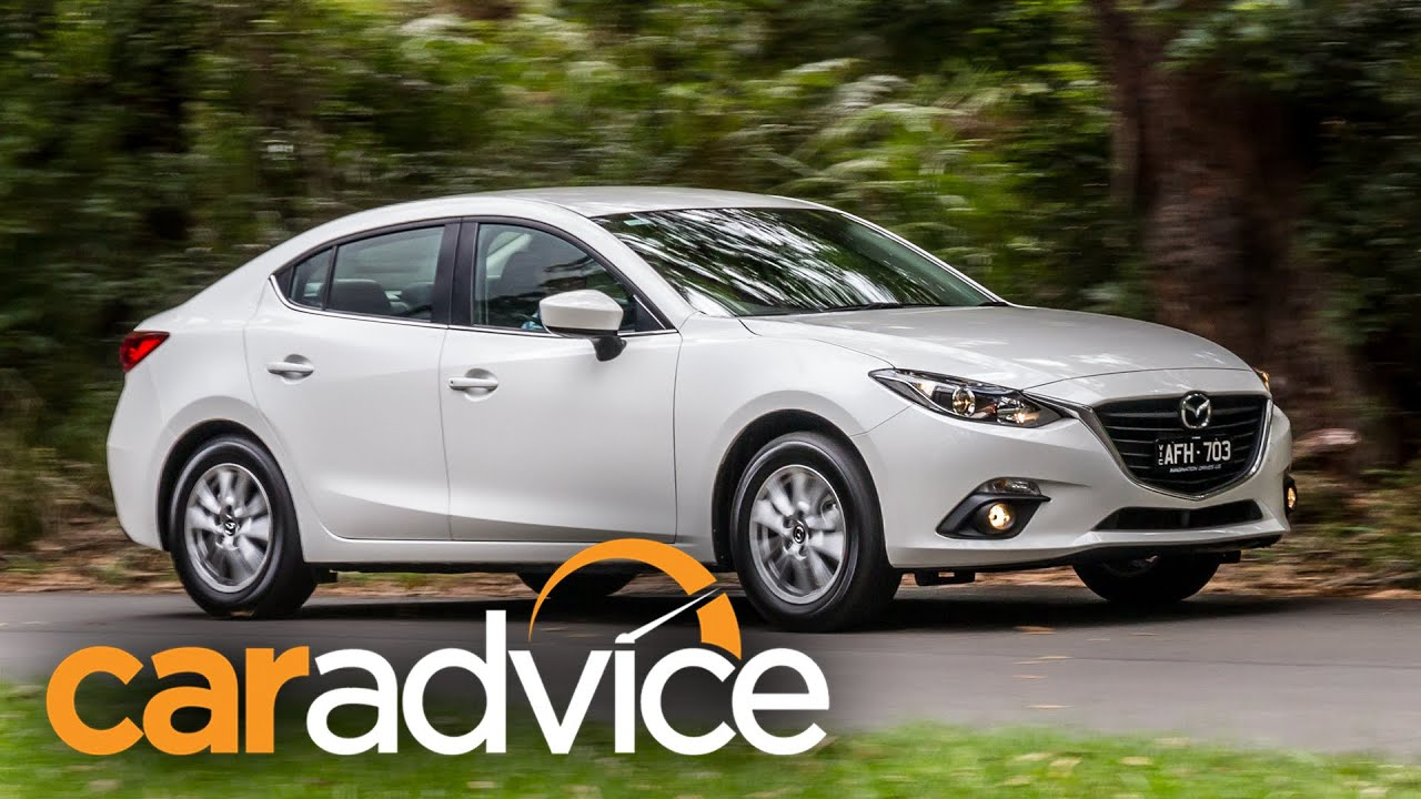 Mazda Touring Sedan Review Youtube