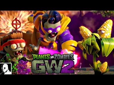 PvZ Garden Warfare 2 Deutsch - So Viel Neues Zeug ! - Plants Vs Zombies Gameplay German
