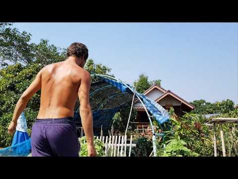 Lek and Greg Vegan Camp - Farm Tour Series