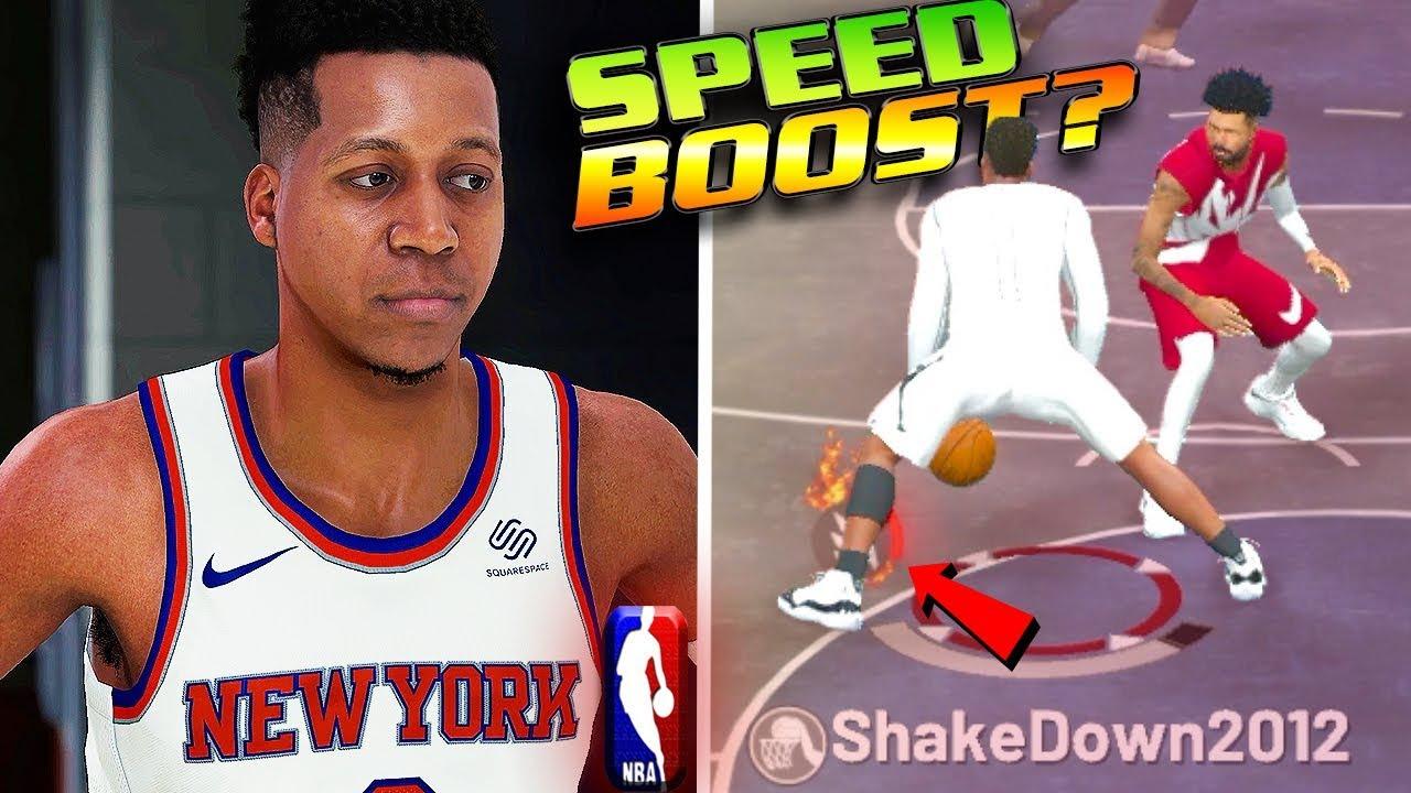 NBA 2K19 Career #15 - 6'6 Speed Boosting Slasher? / First NBA Game