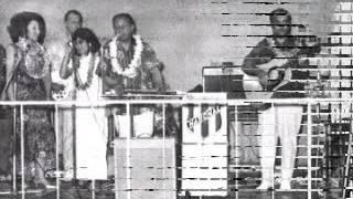 GEORGE DE FRETES EN ZIJN ROYAL HAWAIIAN MINSTRELS