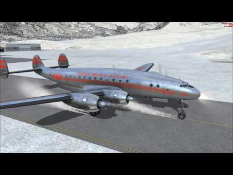 A2A Simulations Constellation flight at Telluride