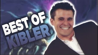 Best of Kibler - Hearthstone Funny & Lucky Moments