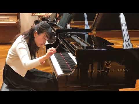 島村楽器ピアノフェスタ2018in大阪 桑原怜子ピアノコンサート2018.05.05