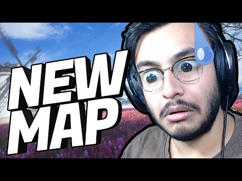A NEW MAP