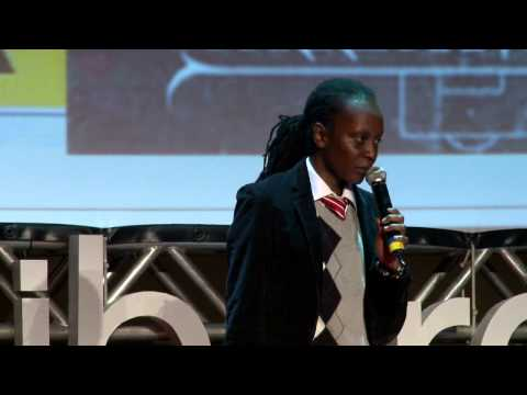 Advocating for Uganda's LGBT -- risk and resilience | Kasha Jacqueline Nabagesera | TEDxLiberdade