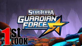 Slugterra Guardian Force - Primer Vistazo a nuevo juego de Bajoterra !