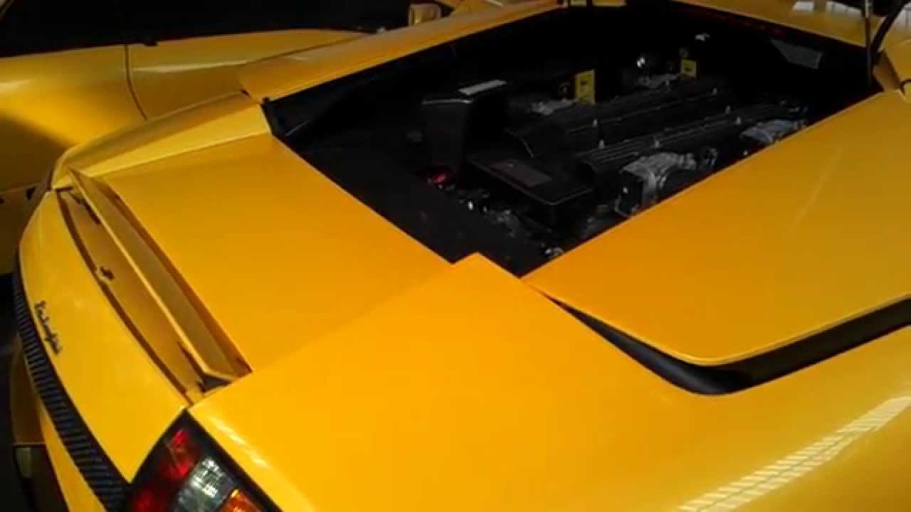 Lamborghini diagnostic tool