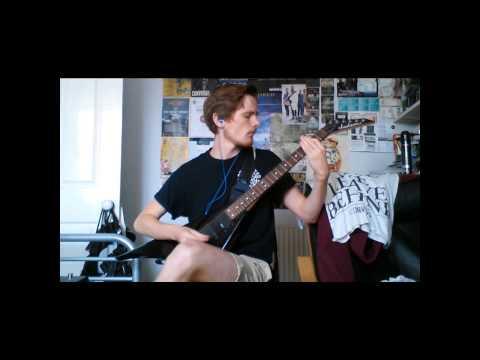 Converge - Homewrecker Guitar Cover