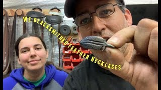Blacksmith : We blacksmith feathers