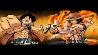#17 One Piece: Grand Adventure - Luffy vs Trace (ACE)