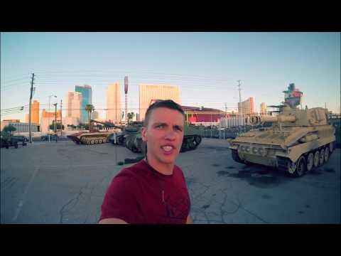 Русские танки в США! Русский Т55 против M46 Паттон. Стреляем по Бен Ладену из пулемета M60.