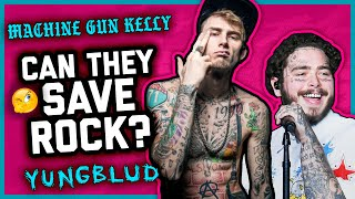 MGK + THE SAD STATE OF ROCK IN 2020...