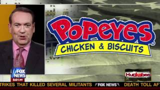 Huckabee, Fried Chicken and Sexual Harassment. Huh?