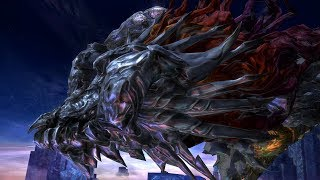 FFXIV OST - Shinryu Theme EXtended (The Worm