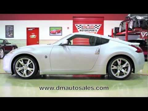 Nissan 370Z Touring--D&M Motorsports Vehicle Video Review HD 2012 Chris Moran