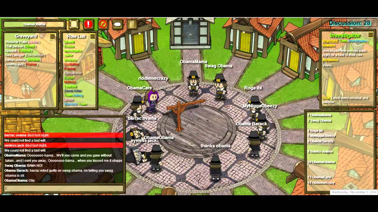 town of salem how to play jailer